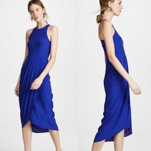 Yumi Kim Royal Blue Social Dress NWT